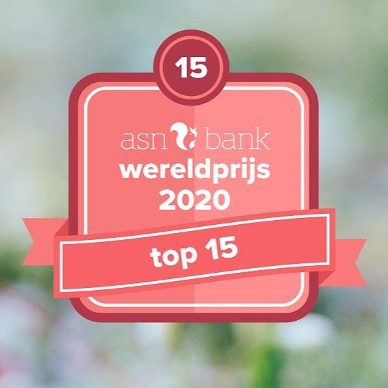 ASN wereldprijs top 15