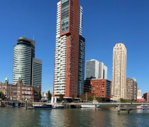 Rotterdam Kinderdijk