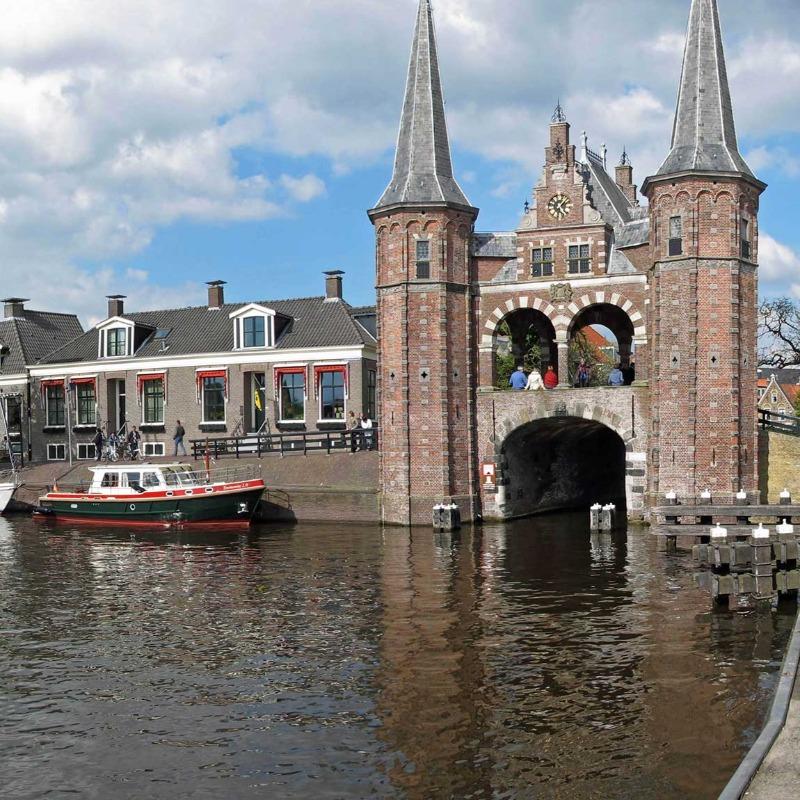 Fietsen Friesland