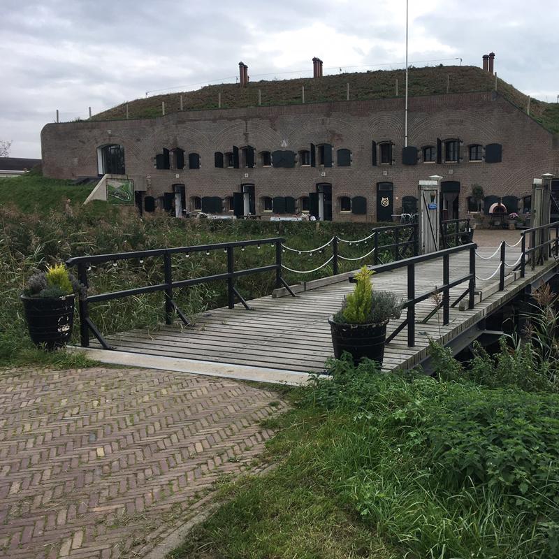 trektocht Biesbosch