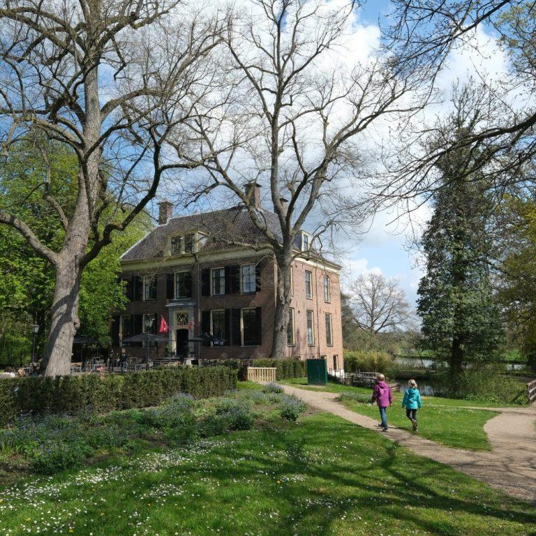 Avontuur Utrechtse Heuvelrug stayokay Yvonne