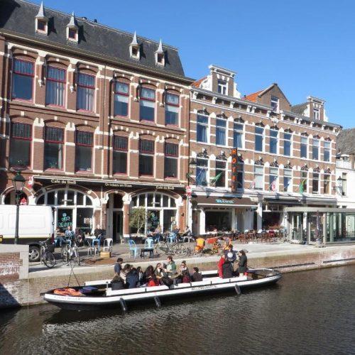 Den Haag stedentrip Hotel Room 11 1