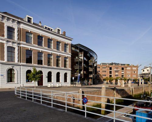Exterieur Binnenhaven-Entrepothaven - Hotel Pincoffs Rotterdam MR -110614-FE0074