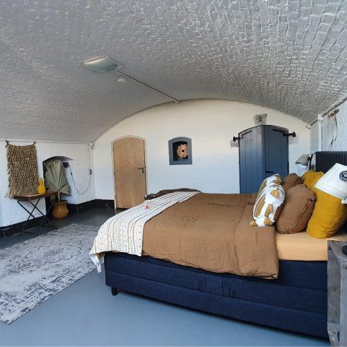 Fort Bakkerskil kamer