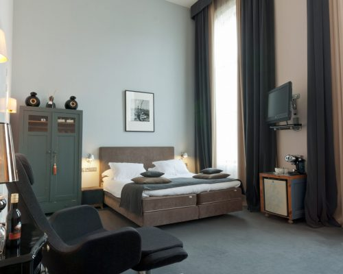 The Pincoffs Hotel Rotterdam - DeLuxe Room (1)